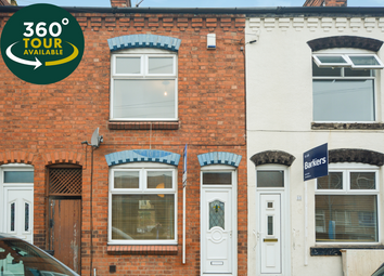 2 bed terraced house for sale in Station Street, South Wigston, Leicester LE18
