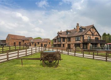 Thumbnail 8 bed detached house for sale in Oldbury, Nuneaton, Warwickshire