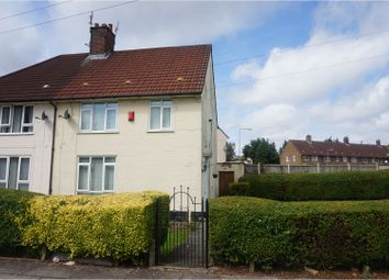 Thumbnail 3 bed terraced house for sale in Adswood Road, Huyton