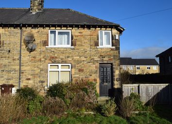Thumbnail 3 bed end terrace house for sale in Manor Road, Cottingley, Bingley