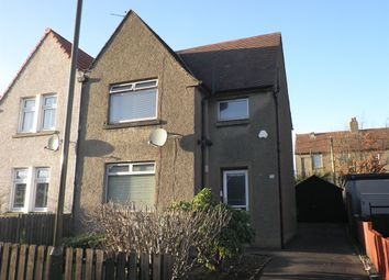 Thumbnail 2 bed semi-detached house for sale in Modan Road, Stirling
