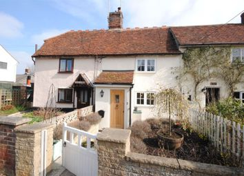 Thumbnail 2 bed terraced house for sale in London Road, Newport, Saffron Walden
