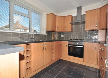 Thumbnail 2 bed flat to rent in Crow Green Road, Pilgrims Hatch, Brentwood