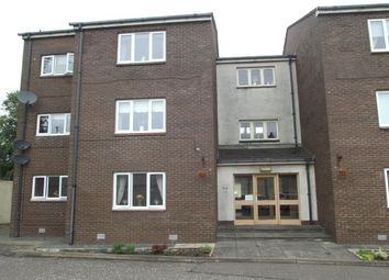Thumbnail 2 bedroom flat to rent in Lochside Court, Ayr