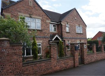 Thumbnail 6 bedroom detached house for sale in Lightwood Road, Stoke-On-Trent