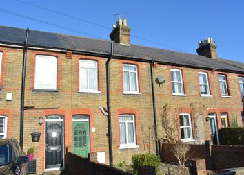 Thumbnail 3 bedroom terraced house to rent in Horton Hill, Epsom
