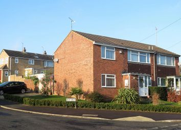 Thumbnail 4 bed semi-detached house for sale in Nuffield Drive, Banbury