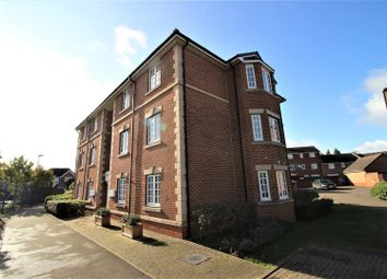Thumbnail 2 bed flat for sale in Connelly Close, Taw Hill, Swindon