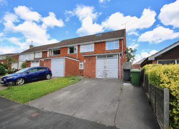 Thumbnail 4 bedroom end terrace house to rent in Birdlip Close, Waterlooville