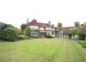 Thumbnail 7 bed detached house to rent in Ridgway, Pyrford, Woking