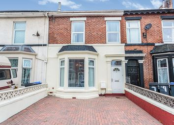 Thumbnail 4 bed terraced house for sale in Park Road, Blackpool, Lancashire