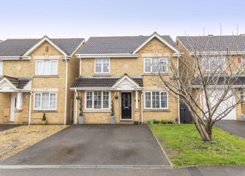 Thumbnail 3 bed detached house for sale in Diana Gardens, Bradley Stoke, Bristol
