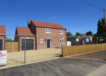 Thumbnail 3 bedroom detached house for sale in Field Lane, Wretton, King's Lynn