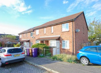 Thumbnail 1 bed maisonette to rent in Swift Close, Letchworth Garden City