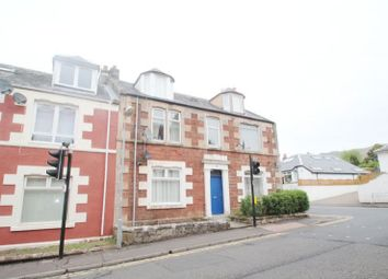 Thumbnail 1 bed flat for sale in 109, Nelson Street, Flat 1-1, Largs KA309Jf