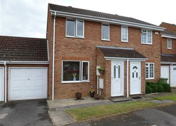 Thumbnail 2 bedroom semi-detached house for sale in Eliot Close, Newport Pagnell