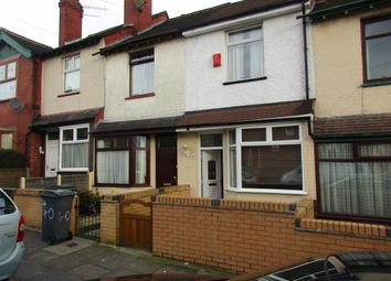 Thumbnail 3 bed town house to rent in Langley Street, Basford, Stoke On Trent, Basford, Stoke On Trent, Staffordshire