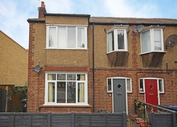 Thumbnail 1 bed flat for sale in York Avenue, London