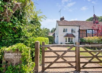 Thumbnail 3 bedroom semi-detached house for sale in Little London, Albury, Guildford