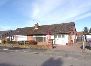 Thumbnail 3 bed semi-detached bungalow to rent in Wallcroft, Neston