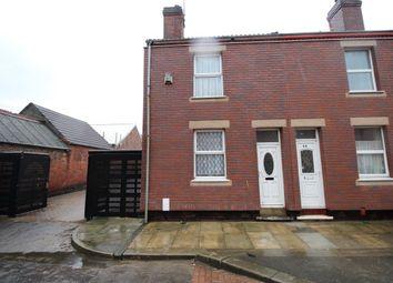 Thumbnail 2 bed terraced house for sale in Ellerker Avenue, Hexthorpe, Doncaster