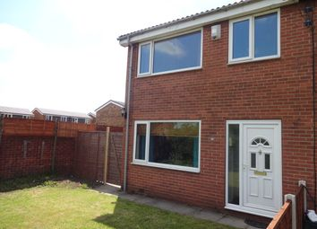 Thumbnail 3 bed terraced house for sale in Chequerfield Avenue, Pontefract
