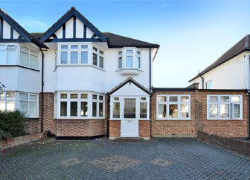 4 bed semi-detached house for sale in Rutland Drive, Morden SM4