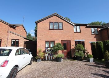 Thumbnail 3 bed semi-detached house for sale in Cottage Gardens, Earl Shilton, Leicester