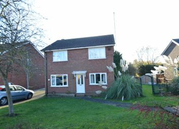 Thumbnail 4 bed detached house for sale in Valley View Drive, Bottesford, Scunthorpe
