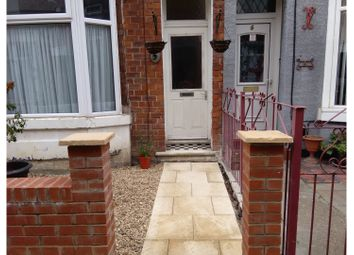 Thumbnail 3 bed terraced house for sale in Morley Villas, Hull