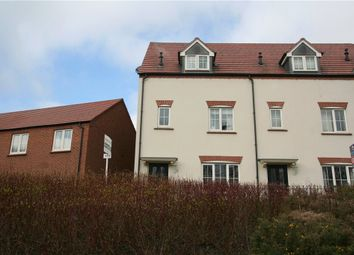 Thumbnail 4 bed town house for sale in Denby Bank, Marehay, Ripley