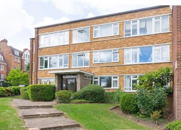 Thumbnail 2 bed flat to rent in Manor Court, Abbey Road, West Hampstead, London