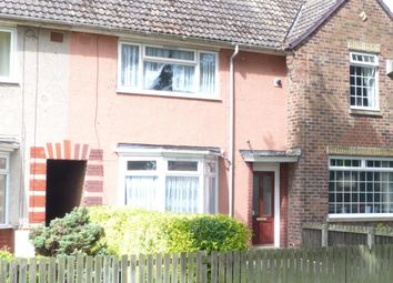 Thumbnail 2 bedroom terraced house for sale in Hall Road, Hull