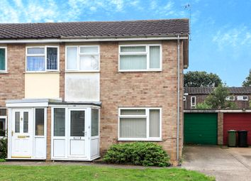 Thumbnail 2 bedroom semi-detached house for sale in Mountbatten Way, Ravensthorpe, Peterborough