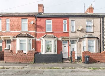 Thumbnail 3 bed terraced house for sale in St. Stephens Road, Newport