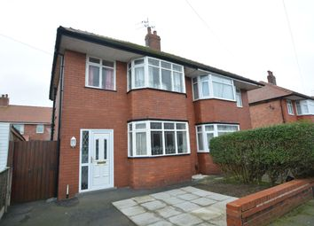3 bed semi-detached house for sale in Cheddar Avenue, South Shore, Blackpool FY4