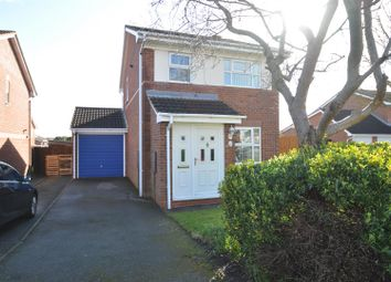 Thumbnail 3 bed detached house for sale in Grosvenor Crescent, Droitwich