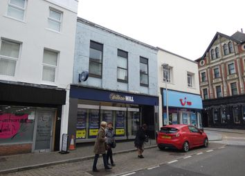 Thumbnail Retail premises for sale in Victoria Street, Merthyr Tydfil