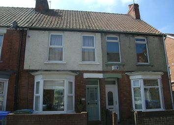 Thumbnail 2 bedroom terraced house for sale in Norwood Far Grove, Beverley