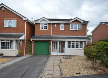 Thumbnail 4 bed detached house for sale in Roy King Gardens, Warmley