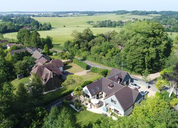 Thumbnail 4 bed detached house for sale in Stapley Lane, Ropley, Alresford
