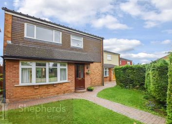 Thumbnail 4 bedroom detached house for sale in Lyttons Way, Hoddesdon, Hertfordshire
