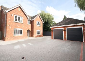 5 bed detached house for sale in Riddings Hill, Balsall Common, Coventry CV7