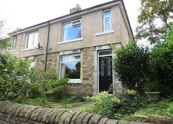 Thumbnail 2 bed end terrace house to rent in Manley Street, Brighouse