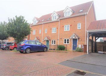 Thumbnail 5 bed terraced house for sale in Emmeline Close, Gillingham
