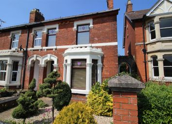 Thumbnail 3 bed end terrace house for sale in Highworth Road, Stratton, Swindon