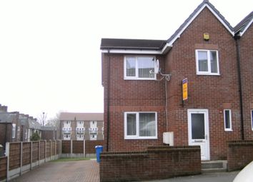 Thumbnail 3 bed semi-detached house to rent in Equitable St, Oldham