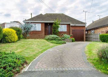Thumbnail 2 bedroom detached bungalow for sale in Burdett Avenue, Shorne, Gravesend
