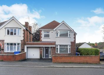 Thumbnail 3 bed detached house for sale in Parkside Road, Derby