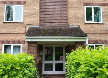 Thumbnail 1 bed flat to rent in Newbury Court, Bobblestock, Hereford
